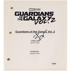 "Bradley Cooper Signed ""Guardians of the Galaxy Vol. 2"" Full Movie Script (PSA COA)"
