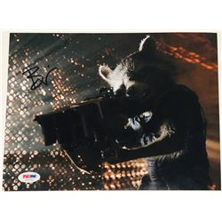 "Bradley Cooper Signed ""Guardians of the Galaxy Vol. 2"" 8x10 Photo (PSA COA)"