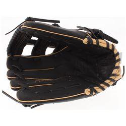 "Keith Hernandez Full-Size Pro Model Baseball Catchers Glove Inscribed ""13x G.G."" (Schwartz COA)"