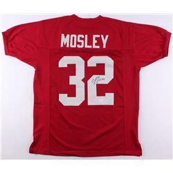 C.J. Mosley Signed Alabama Crimson Tide Jersey (JSA COA)