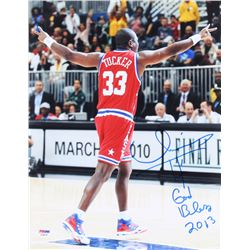 "Chris Tucker Signed 2013 All-Star Game 11x14 Photo Inscribed ""God Bless 2013"" (PSA COA)"
