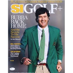 Bubba Watson Signed SI Golf+ Cover 11x14 Photo (JSA COA)