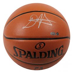 Deandre Ayton Signed NBA Game Ball Series Basketball (Game Day Legends COA  Steiner COA)