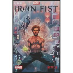 """Stan Lee Signed 1974 """"Iron Fist"""" Issue #15 Marvel Premiere Comic Book (Lee COA)"""