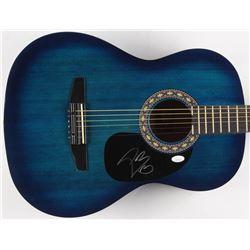 Post Malone Signed Full-Size Acoustic Guitar (JSA COA)