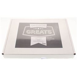 Gridiron Greats College  Professional Autographed Jersey Mystery Box Limited Run of (100)