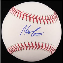 Matt Carpenter Signed OML Baseball (JSA COA)