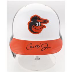 Cal Ripken Jr. Signed Orioles Full-Size Batting Helmet (Radtke Hologram)