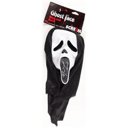 "Matthew Lillard Signed ""Scream"" Ghostface Mask (Radtke COA)"