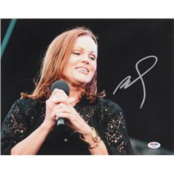 Belinda Carlisle Signed 11x14 Photo (PSA COA)