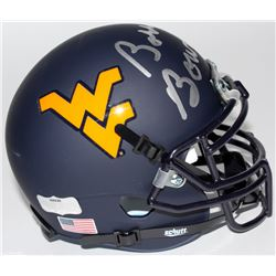 Bobby Bowden Signed West Virginia Mountaineers Mini Helmet (Radtke COA)