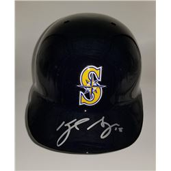 Kyle Seager Signed Mariners Full-Size Batting Helmet (MLB)