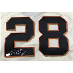 Buster Posey Signed Giants Jersey (MLB)