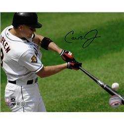 Cal Ripken Jr. Signed Orioles 8x10 Photo (MLB)
