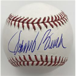 Johnny Bench Signed Baseball (MLB)