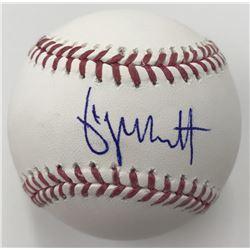 George Brett Signed Baseball (MLB)