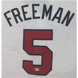 Freddie Freeman Signed Braves Jersey (MLB)