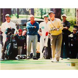 Jack Nicklaus Signed PGA 16x20 Photo (Fanatics Hologram  Nicklaus Hologram)