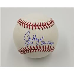 "Jason Heyward Signed Bseball Inscribed ""16 WS Champs"" (MLB)"