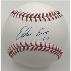Edwin Encarnacion Signed Baseball (MLB)