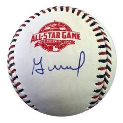 Jose Altuve Signed 2018 All-Star Game Logo Baseball (MLB)