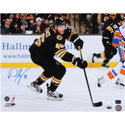 David Krejci Signed Bruins 16x20 Photo (JSA COA  Krejci Hologram)