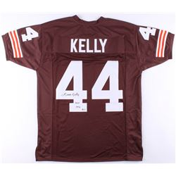 "Leroy Kelly Signed Browns Jersey Inscribed ""H.O.F. 1994"" (Beckett COA)"