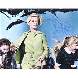 "Tippi Hedren Signed ""The Birds"" 11x14 Photo (JSA COA)"