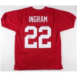 Mark Ingram Jr. Signed Alabama Crimson Tide Jersey (JSA COA)
