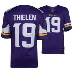 Adam Thielen Signed Vikings Nike Jersey (Fanatics Hologram)