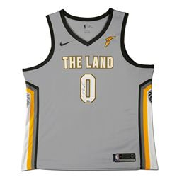 """Kevin Love Signed Nike Cavaliers """"The Land"""" Jersey (UDA COA)"""