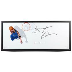 "Penny Hardaway Signed Magic ""The Show"" 20x46 Custom Framed Photo Display (UDA COA)"