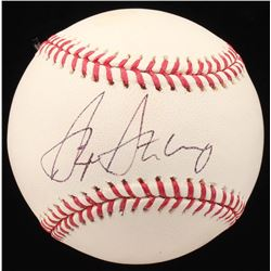 Stephen Strasburg Signed OML Baseball (JSA LOA)