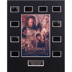 """""""The Lord of the Rings: The Return of the King"""" Limited Edition Original Film/Movie Cell Display"""