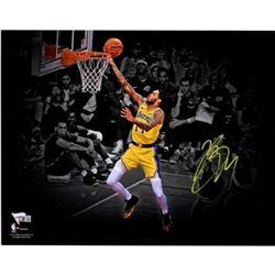 "Brandon Ingram Signed Lakers ""Spotlight"" 11x14 Photo (Fanatics Hologram)"
