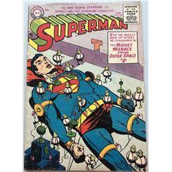 1956 DC Superman #102 1st Volume Comic Book