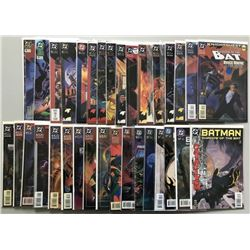 Lot of (33) 1992-1998 Batman Shadow Comic Books