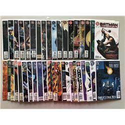 Lot of (52) 1994-2006 DC Batman Legends of the Dark Knight Comic Books