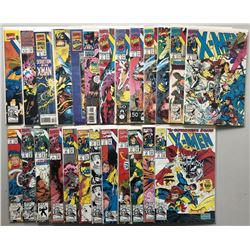 Lot of (25) Marvel X-Men 1st Series Comic Books