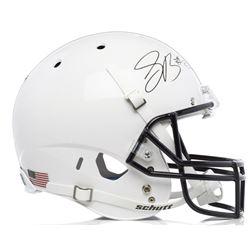 Saquon Barkley Signed Penn State Nittany Lions Full-Size Helmet (Panini COA)