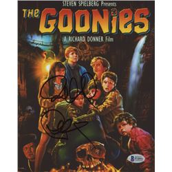 "Richard Donner Signed ""The Goonies"" 8x10 Photo (Beckett COA)"