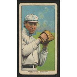 1909-11 T206 #380 Jim Pastorius