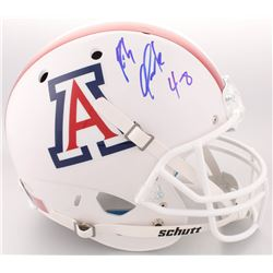 Rob Gronkowski Signed Arizona Wildcats Full-Size Helmet (Radtke COA)