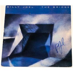 "Billy Joel Signed ""The Bridge"" Vinyl Record Album (PSA COA)"