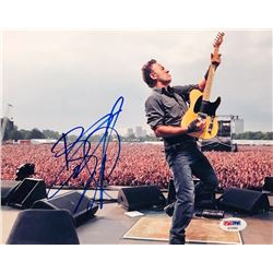 Bruce Springsteen Signed 8x10 Photo (PSA LOA)