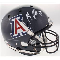 Rob Gronkowski Signed Arizona Wildcats Full-Size Helmet (Radtke COA)