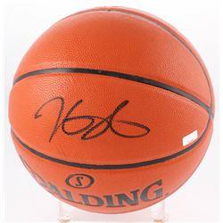 Kevin Durant Signed NBA Game Ball Series Basketball (Panini Hologram)