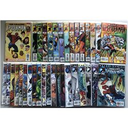 Lot of (35) 1998-2001 Marvel Amazing Spider-Man 2nd Series Comic Books