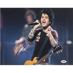 Billie Joe Armstrong Signed 11x14 Photo (PSA COA)