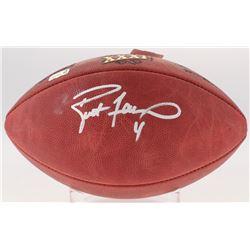 Brett Favre Signed Official Super Bowl XXXI Game Ball (Radtke COA)